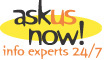 AskUsNow! Info experts 24/7