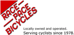 Race Pace Bicycles logo