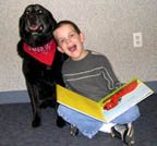 Dogs Educating and Assisting Readers